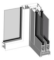 Алюминиевый профиль СП60