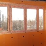 Пеноплекс для стен и потолков