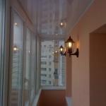 Способы утепления потолка на балконе