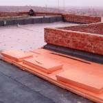 Утепление фундамента домов