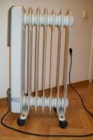 Отопление балкона/лоджии