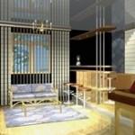 Дизайн балкона, присоединенного к комнате