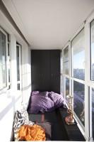 Гостевая на балконе