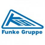 Эмблема предприятия, выпускающего окна Funke Kunstoffe