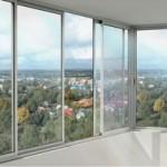 Холодное остекление балкона или лоджии