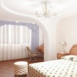 Комната, объединенная с балконом