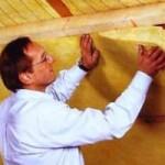 Утепление балкона или лоджии минеральной ватой