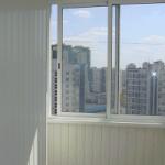 Остекление балкона малой площади