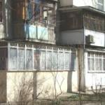 Пристройка балкона к первому этажу