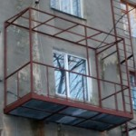 Ремонт балкона хрущёвки