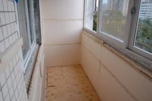 Как утеплить балкон стиродиумом