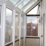 Замена холодного остекления на балконе на тёплое