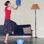 Осторожнее: не затопите соседей!