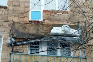 Неправильное использование балкона