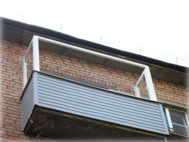 балконный каркас