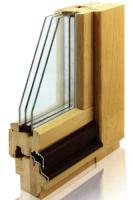 Профиль для деревянного окна