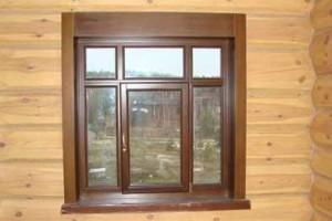 """Компания """"Окна Консалт"""" ставит деревянные окна"""
