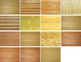 образец бамбуковых обоев