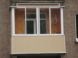 образец йфото остекленного балкона