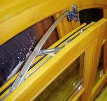 Фурнитура Roto отличается большой гибкостью