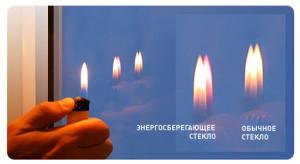 Энергосберегающее покрытие вызывает двоение огонька