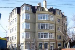 Дом с окнами Проплекс