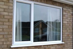 Остекление коттеджа окнами с профилем Wintech