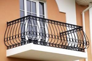 Балкон для людей с широкой, по Фен-Шую, душой