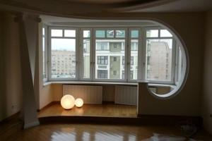 Освещение балкона или лоджии снизу