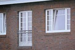 Остекление окна и балкона профилем Funke Kunstoffe