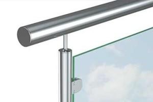 Коннекторное крепление стекла