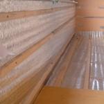 Варианты утепления балкона