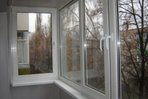 Остекление балкона энергосберегающими стеклами