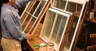 Ремонт старых деревянных окон