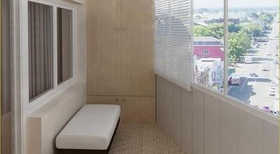 Как бороться с проблемами на утепленном балконе