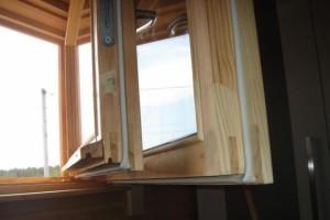Шведская технология в применении к деревянным окнам