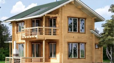 Остекление дач и деревянных домов