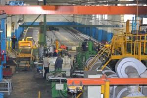 Производственная линия Краусс в Крымске