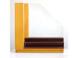 """Деревянные окна от """"Злато Окна"""""""