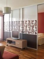 Фото стеклянных перегородок в квартире
