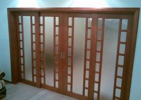 Цена раздвижных стеклянных перегородок