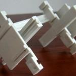 Специальные крестики для перегородки из стеклоблоков
