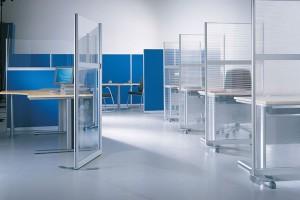Фото стеклянных перегородок в офисе