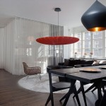 Зонирование маленьких квартир