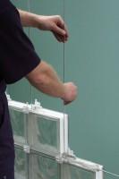 Как сделать стеклянную перегородку?