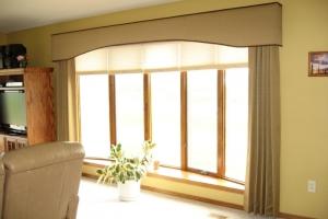 Полиуретановый профиль для окна