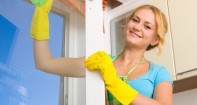 Как правильно помыть пластиковые окна