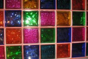 Китайские стеклоблоки