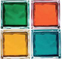 Чешские стеклянные блоки