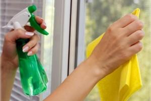 Как и чем отмыть окна